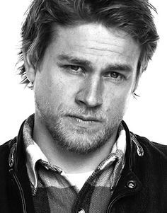 Charlie Hunnam a. Jax Teller for all you SOA fans
