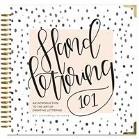 hand lettering 101 great for the holidays