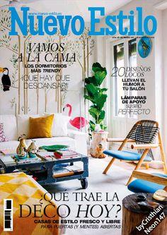 Revista Nuevo Estilo - Septiembre 2015. Descargar Gratis pinchando sobre la imagen. #decoración #interiorismo