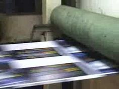 How Magazine Printing Works