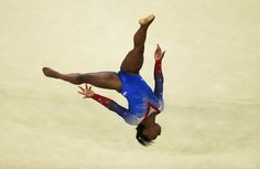 In the air tonight: Superstar Simone Biles Wins Her Fourth Gold Medal And Makes History