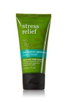Bath & Body Works Aromatherapy- Stress Relief Hand Cream