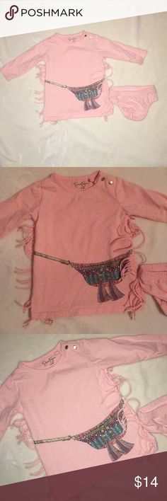 Cute dress ! Jessica Simpson 12 Month dress!  Very cute !  Good condition! Jessica Simpson Dresses Casual