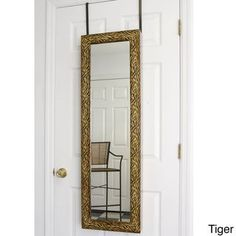 Dalton Home Collection OvertheDoorWallHang Jewelry Armoire