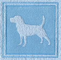 Machine Embroidery Designs at Embroidery Library! - A Embossed Dog Silhouettes Design Pack - Md