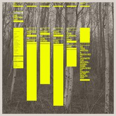 "Image Spark - Image tagged ""typography"", ""editorial design"", ""yellow"" - textaural"