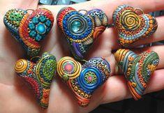 Jael's Art Jewels Blog: I call 'em mandala style doodles.