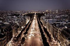 Champs Elysees /#Paris #France#travel