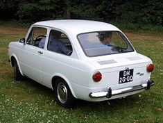 Fiat 850 – JohanV – Join in the world Fiat 850, Fiat Abarth, Fiat Cars, Porsche, Maserati, Old Cars, Peugeot, Cars And Motorcycles, Vintage Cars
