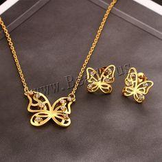 Favourer® conjunto de joyería, pendiente & collar,