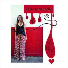 Pantalón kiku de fibrana. Podes solicitar catalogo para ventas por mayor a vale@frika.com.ar y con la compra de solo 10 prendas surtidas tenes el precio por mayor con todos los talles desde el small al xl. #sale #ventaspormayor #frika_ropalinda #ropadediseño #photooftheday #beautiful #girl #mujer #moda #fashion
