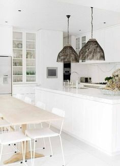 20 Gorgeous Marble Kitchens