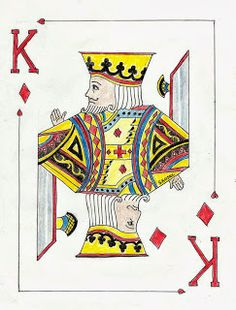 More Playing Cards | Art class ideas