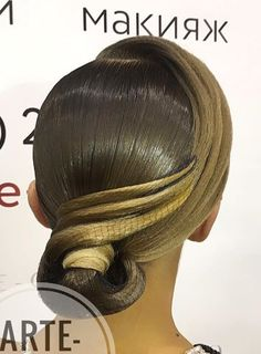 Perfectly styled hair is an important part of the overall look for ballroom dance competitors. Ballroom Hair stylists can get very creative. Latin Hairstyles, Pretty Hairstyles, Braided Hairstyles, Dance Competition Hair, Ballroom Dance Hair, Dance Makeup, Hair Dos, Bun Hair, Hair Makeup