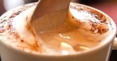 - 100 g de café solúvel  - 1 lata de leite em pó  - 600g de açúcar refinado  - 4 colheres (sopa) de chocolate em pó  - 1 colher (chá) de bicarbonato de sódio  - 1 colher(es) (café) de canela-da-china em pó