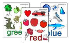 eBook PDF format Sample Pages Color Science for Kids includes activity pages, charts and worksheets for children learning all about colors. Preschool Charts, Classroom Charts, Preschool Colors, Free Preschool, Teaching Colors, Classroom Ideas, Learning The Alphabet, Alphabet Activities, Preschool Activities