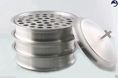 Mayur Exports Holy Communion Tray set with lid - Matte Finish - Church Product Communion Trays, Get One, Holi, It Is Finished, Stainless Steel, Cups, Ship, Products, Amazon