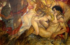 Rebecca Guay, Paintings. Paintings dealing with... - SUPERSONIC ART