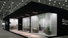 #Roca Tiles #stand at #Cersaie2014, in #Bolonia. Visit the booth located in Hall 15 - stand D7 - E8