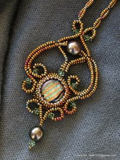 Veta's Art with Beads: Venice / Венеция