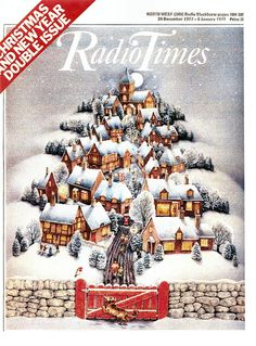 Radio Times Cover 1977-12-24 Christmas | Flickr - Photo Sharing!