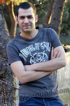 Murat Yildirim with short hair photos