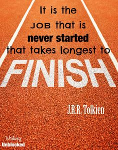 How's it going? Today I'm sharing my thoughts on a quote by the beloved J.R.R. Tolkien and it's something that even I need to work on! We all find challenges in life that keep us from accomplishing our goals but if we never get started, we don't have much hope of actually finishing! Let me … Be A Better Person, Better Life, Uplifting Words, All Quotes, Things To Know, Inspirational Quotes, Motivational, Self Improvement, Positive Quotes