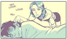 Vampire Chronicles - Click 'Visit Site' to read the full comic!