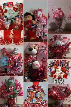 Fun Stuff Candy Bouquets!