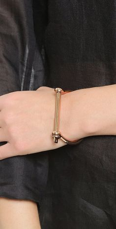 Miansai Screw Cuff | SHOPBOP