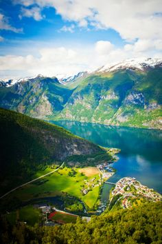 Aurland, Norway