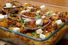Jamien Comfort Food -kirjassa (2014) on monta hyvää, ruokaisaa ja suhteellisen hienostelematonta ohjetta. Sekä riisiä että pastaa sisältäv...