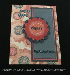 Artwork by Tonya J. Sheridan  www.inallsassiness.com