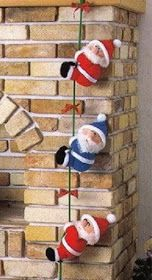 Crochet Christmas Decorations Santa Ideas For 2019 Beanie Knitting Patterns Free, Crochet Amigurumi Free Patterns, Baby Knitting, Crochet Christmas Decorations, Christmas Crafts, Crochet Santa, Irish Crochet, Crochet Kids Scarf, Crochet Baby Bonnet