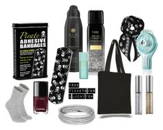Goodiebag by kristineb on Polyvore featuring Alexander McQueen, Urban Decay, Soleil Toujours, Estée Lauder, Oribe, Insten and Chanel