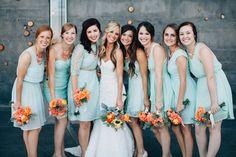 Ruffled – photo by http://sessionninephotography.com/ – http://ruffledblog.com/modern-tempe-wedding/