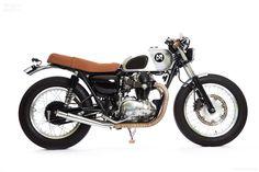 Kawasaki W650 by Maria Motorcycles Portugal|Moto Rivista