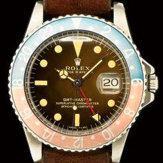 rolex-gmt-master-1675-tropical-gilt-dial
