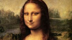 There is a portrait hidden beneath the existing painting Mona Lisa by the Italian artist Leonardo da Vinci, a French scientist has claimed. Pascal Cotte says he has found an image of a portrait. Most Famous Paintings, Famous Artists, Famous Artwork, Classic Paintings, Obras Leonardo Da Vinci, Lisa Gherardini, Mona Lisa Parody, Mona Lisa Facts, La Madone
