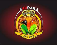 Logo Design Love, Graphic Design, Jeep Images, Community Logo, Bird Logos, Parrot Bird, How To Make Logo, Jobs Apps, Pen And Paper