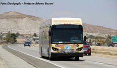 SÉRGIO JOSÉ- ÔNIBUS ALAGOAS: Empresa Norte Americana Economiza com ônibus Eletr...