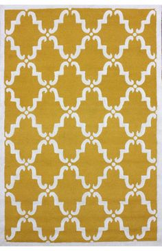 Rugs USA Tuscan Trellis Green Rug  @Lanier Flanders... we're going to have to find a good color that works with both of our schemes!