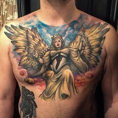 Tattoos By Scott Trerrotola