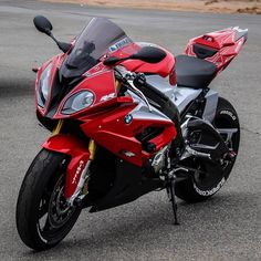 Motorcycles, bikers and more — BMW S1000RR