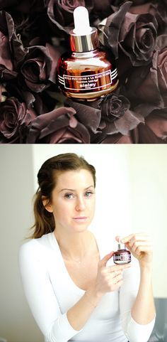 Sisley-Paris already made a cult-classic with its Black Rose Cream Mask. With the addition of their very first face oil, we tapped guest editor Annie Atkinson to try out Black Rose Precious Face Oil. Looks like Sisley has another hit on their hands.