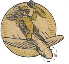 World War Two decals circa 1940