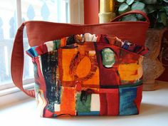 Great DIY purse tutorial + links to other great tutorials