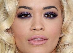Sugestão de maquiagem: Rita Ora. Veja que produtos usar para reproduzir este lindo make!