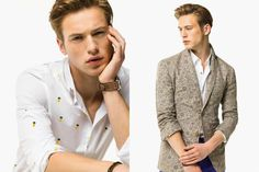 Spring Fashion 2015 Men – Tiger, HM & Massimo Dutti