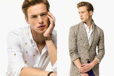 Spring Fashion 2015 Men – Tiger, HM & Massimo Dutti
